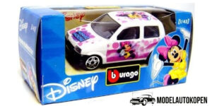 Disney Collection - Fiat 500 Minnie - 1/18 Bburago