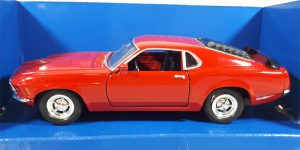 Ford Mustang Boss 302 1970 (Rood) 1/32
