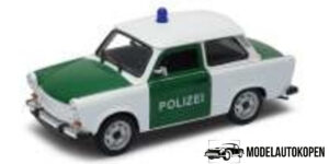 Trabant 601 (Politie) 1/34 Welly