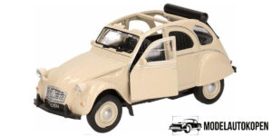 Citroën 2CV (Creme) 1/34 Welly