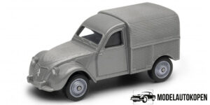 Citroën 2CV Fourgonnette 1/34 Welly