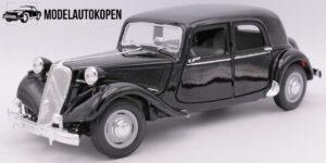 Citroen 15CV (Zwart) 1/18 Maisto Special Edition