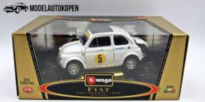Fiat 500 Abarth 1965 1/16 Bburago