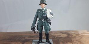 2e Wereldoorlog figuurtje (Duitse Wehrmacht)