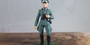 2e Wereldoorlog figuurtje (Duitse SS)