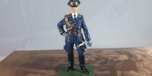 2e Wereldoorlog figuurtje (Duitse grenadier)