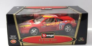 Ferrari 348TB (1989) - Bburago Special Collection 1/18