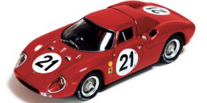 Ferrari 250 Le Mans (1965) 1/18 Bburago Diamonds Collection