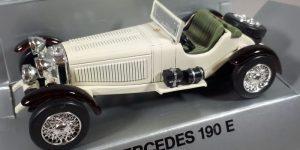 Mercedes 190 E Gama 1/43 Magazijn Opruiming