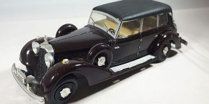 Mercedes-Benz Zwart 1937 - Magazijn Opruiming