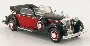 Horch 853A Cabriolet 1938 1/43 Altaya