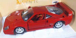 Ferrari F40 (Rood) 1/18 Tonka