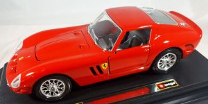 Ferrari 250 GTO 1962 (Rood) 1/24 Bburago