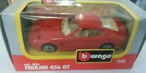 Ferrari 456 GT Rood 1/43 Bburago