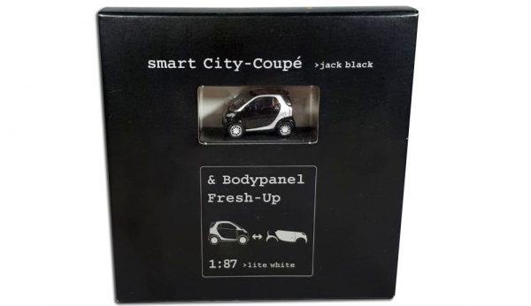 Smart City-Coupé & Bodypanel Fresh-Up 1:87 Smartware