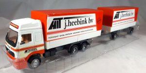 Roadstars Vrachtwagen J. Heebink 1/64