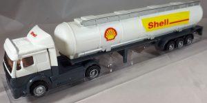 Roadstars Vrachtwagen Shell 1/64