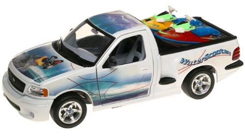 Ford SVT F-150 Waterscooter 1/21 Bburago
