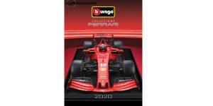 Bburago Product Catalogus Ferrari 2020