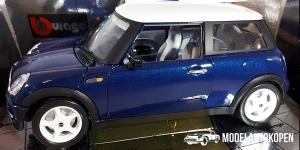 2000 Mini Cooper (Blauw)