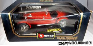 Alfa Romeo 8C 2300 Monza 1931 (Rood)