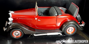 Ford Roadster (Rood)