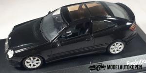 Mercedes-Benz C-Klasse Sport Coupé (Zwart)