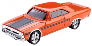 Plymouth Roadrunner Fast & Furious 1/55 Mattel