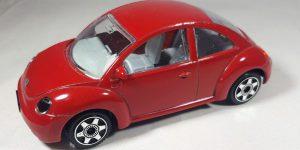 Volkswagen Beetle Rood - Magazijn Opruiming