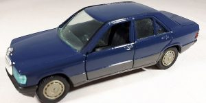 Mercedes-Benz (Donkerblauw) - Gama 1:43
