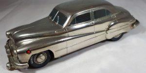 Buick 405 (Zilver) Germany - Prämeta 1:43