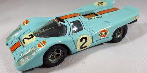 Porsche 917 (Gulf) - Solido 1:43