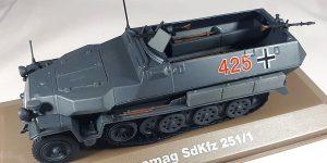 Hanomag SdKfz 251/1 - Magazijn Opruiming