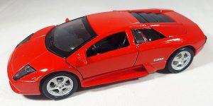 Lamborghini Murciélago (Rood) 1/43 Welly