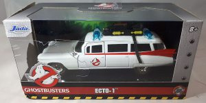 Cadillac Ecto-1 Ghostbuster 1959 (Wit) 1/32 Jada