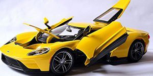 2017 Ford GT (Geel) 1/18 Maisto Special Edition