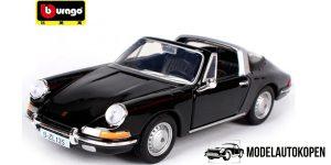 Porsche 911 (Zwart) 1/32 Bburago