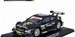Mercedes AMG C-Coupé #11 Gary Paffett (Zwart) 1/32 Bburago