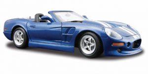 1999 Shelby Series One (Blauw) 1/24 Maisto