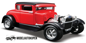 1929 Ford Model A (Rood) (Special Edition)