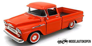 1958 Chevy Apache Fleetside Pickup (Oranje)