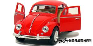 1967 Volkswagen Classic Beetle (Rood)