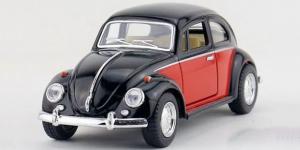 1967 Volkswagen Classic Beetle (Zwart