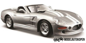 1999 Shelby Series One (Zilver)