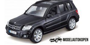 Mercedes-Benz GLK Klasse (Zwart) 1/32 Bburago