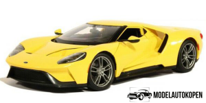 2017 Ford GT (Geel)