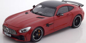 2018 Mercedes-Benz AMG GT-R (Rood)