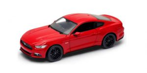 Ford Mustang GT 2015 (Rood) 1/43 Welly