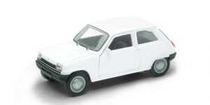Renault 5 (Wit) 1/34 Welly