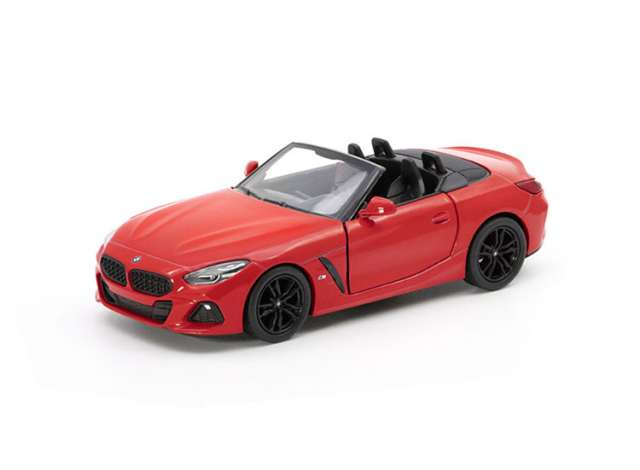 BMW Z4 (Rood) 1/36 Kinsmart